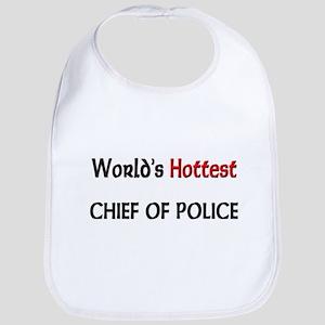 World's Hottest Chief Of Police Bib