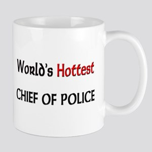 World's Hottest Chief Of Police Mug