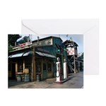 Gas Stop Greeting Cards (Pk of 10)