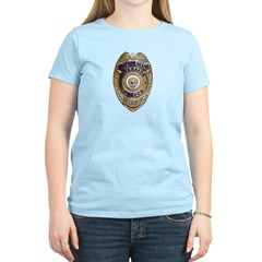 Riverside Police Women's Light T-Shirt