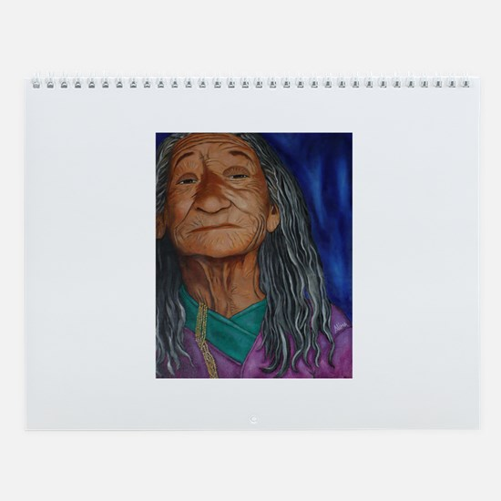 Wall Calendar Alima Newton Fine Art