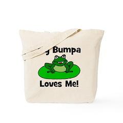 My Bumpa Loves Me! Tote Bag