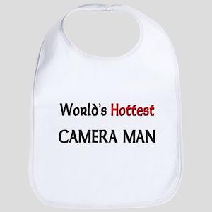 World's Hottest Camera Man Bib