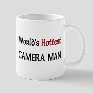 World's Hottest Camera Man Mug