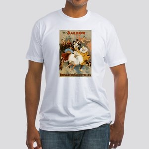 The Sandow Vaudeville Fitted T-Shirt