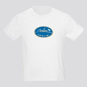 Avalon ... Cooler by a mile Kids Light T-Shirt