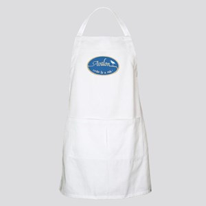 Avalon ... Cooler by a mile BBQ Apron