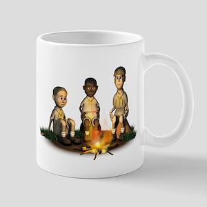 Scouts campfire Mug