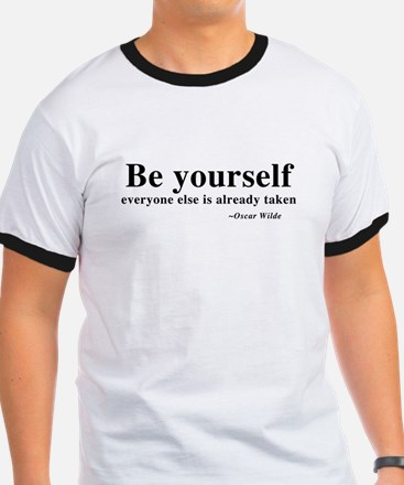 Oscar Wilde - Be Yourself T