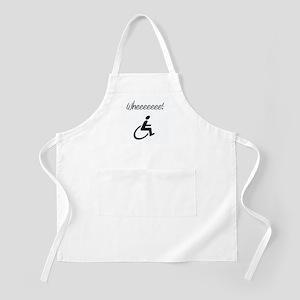 Wheelchair BBQ Apron
