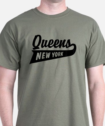 Queens New York T-Shirt