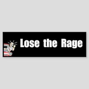 Lose the Rage: Bumper Sticker