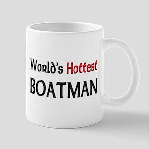 World's Hottest Boatman Mug
