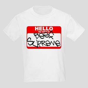 Beef Supreme Kids Light T-Shirt