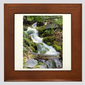 Sequoia Stream Framed Tile