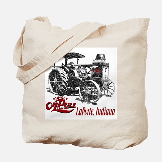 The OilPull Tote Bag