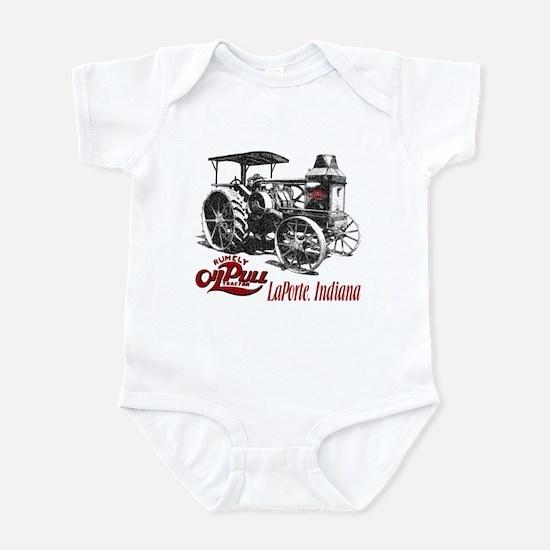 The OilPull Infant Bodysuit
