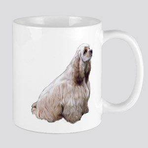cocker spaniel portrait Mug