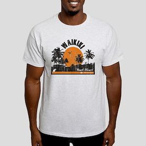 Waikiki - Beach Resort T-Shirt
