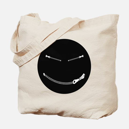Bondage Smiley Tote Bag