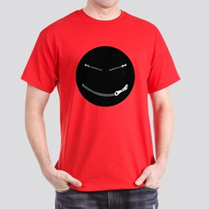 Bondage Smiley Dark T-Shirt