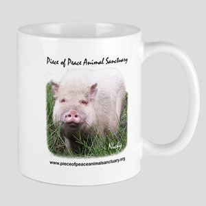 Piece of Peace Mug