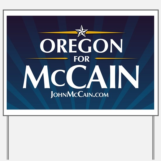 Oregon for McCain