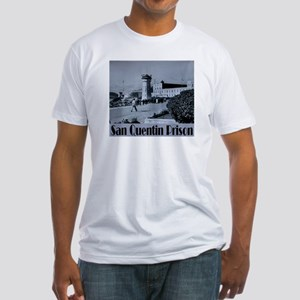 San Quentin Fitted T-Shirt