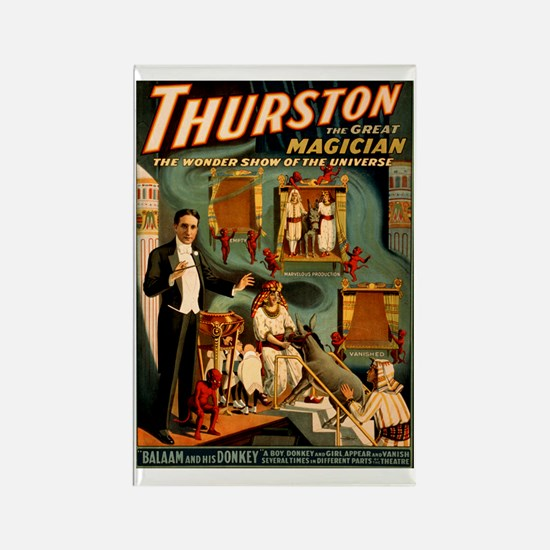 Thurston Egyptian Rectangle Magnet