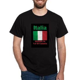 Militello In Val Di Catania Italy T-Shirt