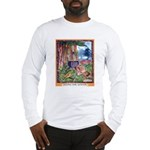 Saving for Winter Long Sleeve T-Shirt