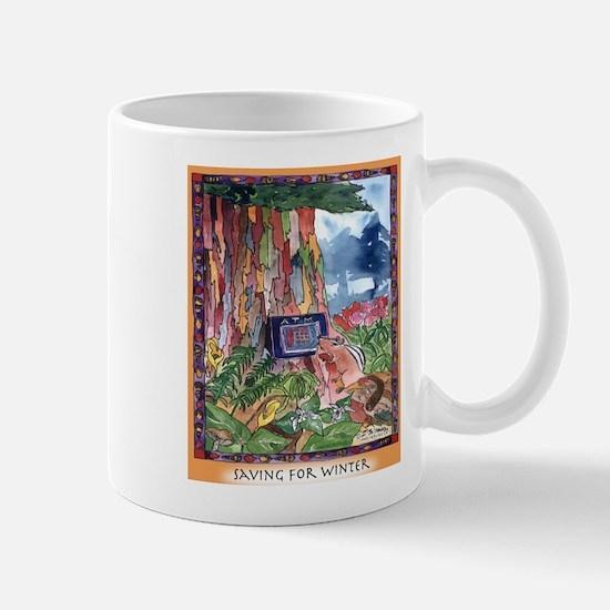 Saving for Winter Mug