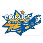 ComicsPriceGuide Postcards (Package of 8)