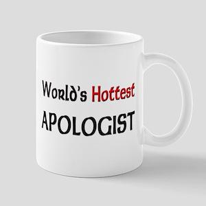 World's Hottest Apologist Mug