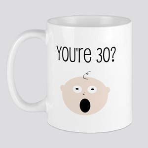 30th Birthday Surprise Mug