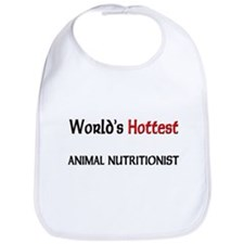 World's Hottest Animal Nutritionist Bib