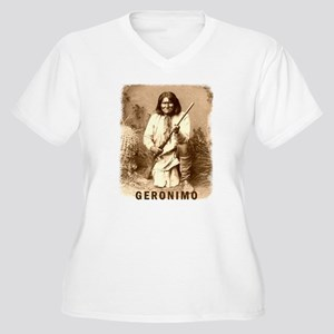 Geronimo Native American Apache Women's Plus Size