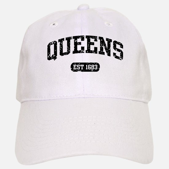 Queens Est 1683 Baseball Baseball Cap