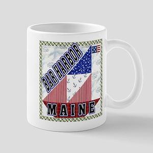 Bar Harbor Maine Mug