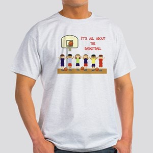 Biddy Basketball Light T-Shirt