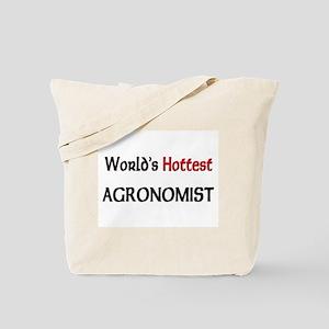 World's Hottest Agronomist Tote Bag