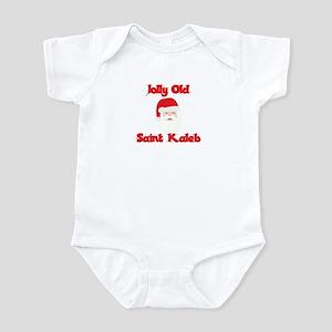 Jolly Old Saint Kaleb Infant Bodysuit