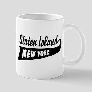 Staten Island New York Mug
