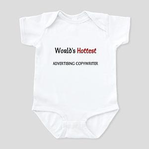 World's Hottest Advertising Copywriter Infant Body