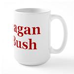 Reagan Bush Large Mug