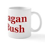 Reagan Bush Mug