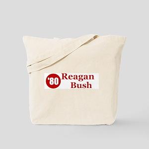Reagan Bush Tote Bag