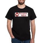 Reagan Bush Dark T-Shirt