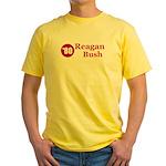 Reagan Bush Yellow T-Shirt