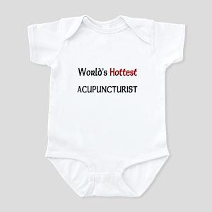 World's Hottest Acupuncturist Infant Bodysuit